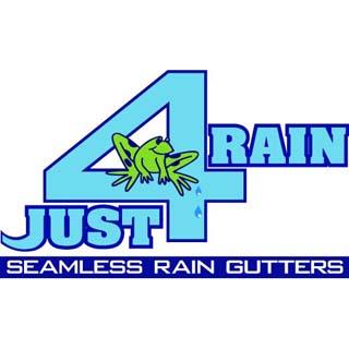 Just 4 Rain Seamless Rain Gutters