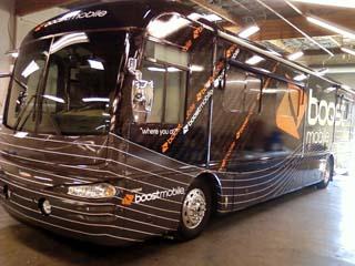 Boost Mobile RV Installation